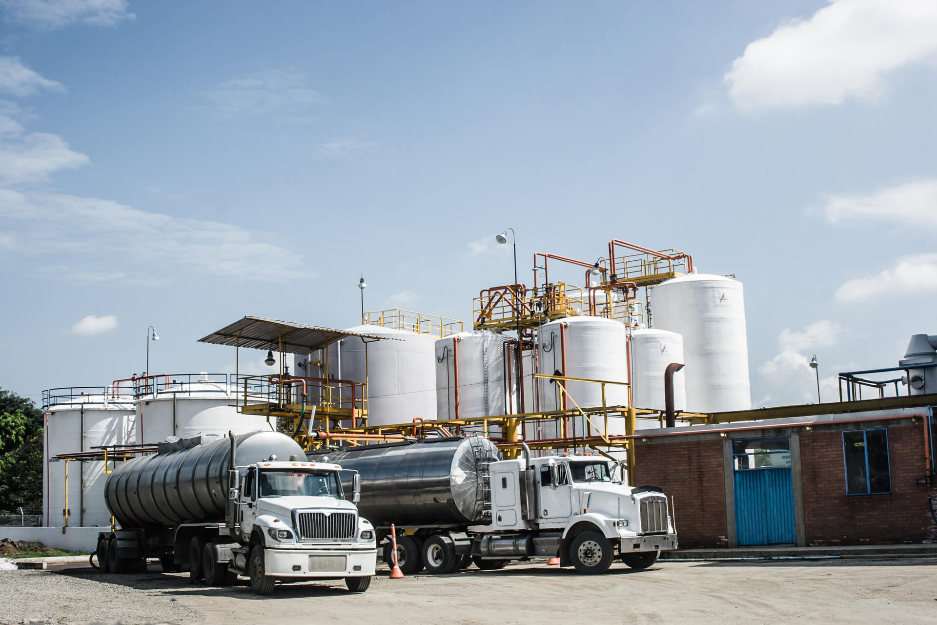 Chemical Trucking Companies