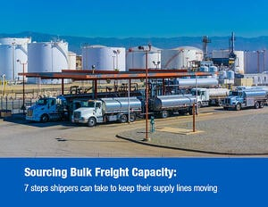 bulk freight capacity