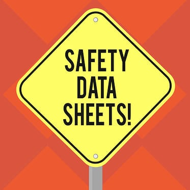 safety data sheet for chemical products